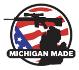 Proudly Made In Michigan, USA
